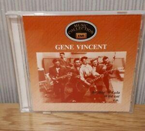 Gene Vincent Be Bop A Lula - EMI Music Collection (CD)