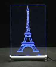 Tour eiffel paris-LED. enseigne lumineuse-la tour Eiffel-poison present Cadeau