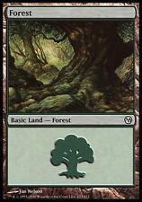 20 Basic Land - SAME ART - Forest - Duels of the Planeswalkers - SP/NM - MTG FTG
