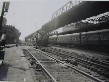 USA050 - NICKEL PLATE RAILROAD Railway 1950s TRAIN Locomotive No5738 PHOTO - USA