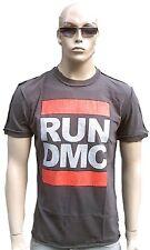 Amplified Run Dmc HIPHOP 80'ANNI HIP HOP RAP STAR Vintage VIP Maglietta G.M