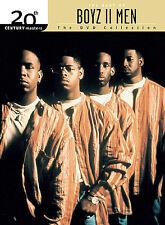 The Best of Boyz II Men 20th Century Masters DVD in original case