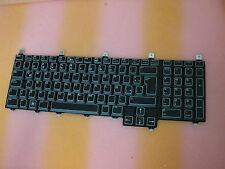 New DELL Genuine Alienware M17xR2 Spanish-Latin Laptop Keyboard NSK-D8C1E -VX9TM