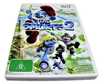 The Smurfs 2 Nintendo Wii PAL *Complete* Wii U Compatible