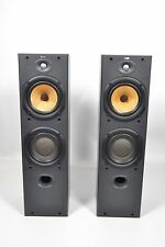 Bowers and Wilkins B&W DM603 S2 Floor Standing Speakers - Made in England