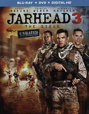 Jarhead 3: The Siege (Blu-ray Disc, 2016, 2-Disc Set, Includes Digital Copy)