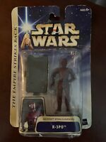 NEW Star Wars R-3PO Droid Figure Hasbro Hoth Evacuation Collection 2003 Sealed