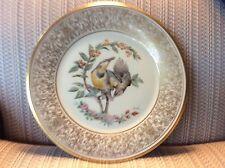"Lenox American Bird Plate - ""Meadowlark""- Signed Boehm - Mint - No Box./"