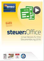 Download-Version WISO steuer:Office 2017 für die Steuererklärung 2016