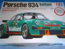 TAMIYA 1/12 SCALE THE 1976 PORSCHE 934 VAILLANT RACING CAR W/PHOTO-ETCHED 12056
