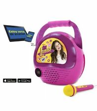 Karaoke Soy Luna Sing Your Original Songs With Free Download From APP Novely