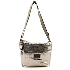 Rosetti Go Cool And Collected Mid Crossbody Women Silver Messenger