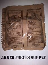 MRE DESSERT MARBLE POUND CAKE  EMERGENCY FIELD RATIONS HIKING CAMPING