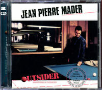 JEAN-PIERRE MADER - OUTSIDER - 2016 REMASTERED & EXPANDED 2 CD NEUF / NEW SEALED