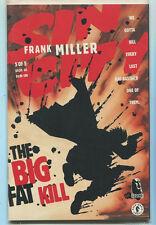 Sin City  5 of 5 The Big Fat Kill   Frank Miller  Near Mint CBX17