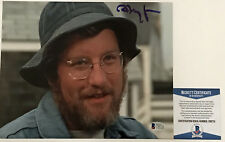 Classic! Richard Dreyfuss Matt Hopper Signed Jaws 8x10 Photo #2 Beckett Bas