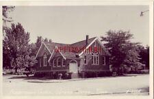 RPPC - PRESBYTERIAN CHURCH, GUTHRIE CENTER - IOWA