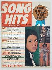 Song Hits Magazine Jan 1969 Jan Rhodes Diana Ross Buck Owens Words to Songs