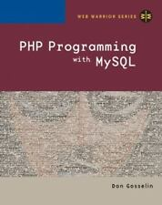 Php Programming with MySql by Gosselin, Don