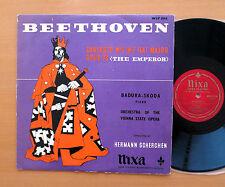 WLP 5114 Beethoven Piano Concerto 5 Emperor Badura-Skda Scherchen NIXA EX/VG