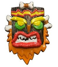 UK UKA Crash Bandicoot Aku Vestito per Halloween UP maschera adulti cosplay