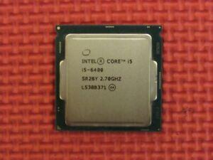 Intel SR2BY Core i5-6400 2.70GHz 6M Socket 1151 Quad-Core CPU Processor LGA1151