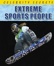 Extreme Sports People (Celebrity Secrets) by Mason, Paul 0750265663 The Cheap