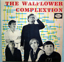 Walflower complextion, 2-lp, rare deleted Little Indians shadoks re, Wallflower
