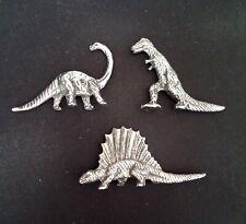 lead free pewter dinosaur figurine #66