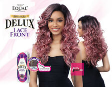 TOBY - FREETRESS EQUAL PREMIUM DELUX SYNTHETIC LACE FRONT WIG LONG WAVY