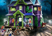 PLAYMOBIL #70361 Scooby-Doo Mystery Mansion Adventure IN STOCK!!