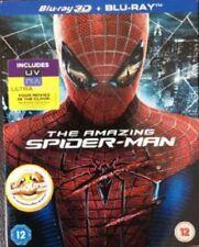 Películas en DVD y Blu-ray blu-ray Spider