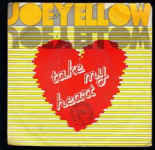 TAKE MY HEART vocal - instrumental # JOE YELLOW
