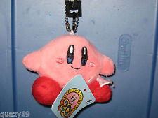 Kirby Pink Plush Stuffed Toy Doll > PINK <