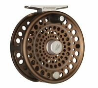 Sage Trout Spey 3/4/5 Fly Reel - Bronze - NEW - FREE FLY LINE