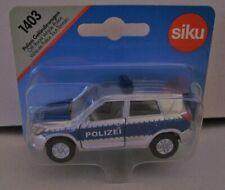 Siku 1403 Toyota RAV 4 Polizei Geländewagen + OVP +