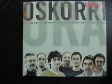 OSKORRI  -   URA,     CD  2000,  WORLD , SPAIN , BASQUE MUSIC,   NEU, NEW