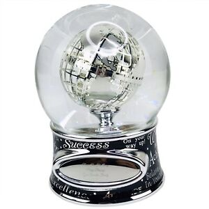 Things Remembered Success Is A Journey Not A Destination Snow Globe Musical
