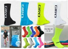 Cycling socks 6-12 mens/womens,9 different colours. Uk seller. 2 types available