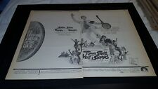 Tommy Steele Half A Sixpence Rare Original 1968 Promo Poster Ad Framed! #2