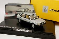 Norev 1/43 - Renault 11 TXE 1983 Grise