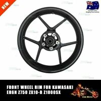 For Kawasaki ZX10R ZX10-R 2004 2005 - Quality Black Front Wheel Alloy RIM