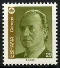 España 1993-2000 SG#3230, 29p el rey Juan Carlos I estampillada sin montar o nunca montada definitiva #D64429A