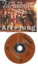 CD--WOLFGANG AMBROS -DANZER--KURTIOSTBAHN --ALT + JUNG