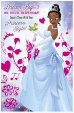 enveloppe La petite sirène Ariel-personnalisé Carte Anniversaire Grand A5