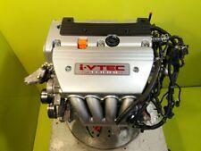2002-2006 HONDA ACCORD 2.4 K24A3 ENGINE LOW MILES FOR K24/K20 FRANKENSTEIN