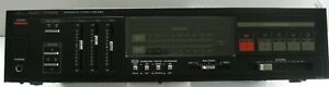 Fisher Integrated Amplifier AMP CA-273 JAPAN TESTED 100 WATTS! JAPAN SOFT TOUCH