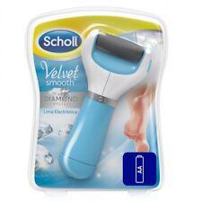 Dr. Scholl's terciopelo suave Express Pedi Electrónico herramienta de pedicura