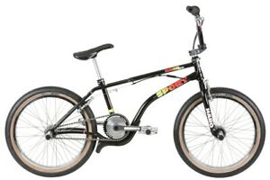 New 2020 Haro Lineage Sport Bashguard Black Old School Freestyle Bike NIB