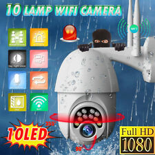 Outdoor 1080P Ip Surveillance Camera Wifi Waterproof Video Camera Night Vision